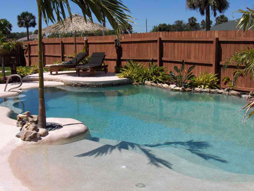 Houston pool design trends series pool shapes and styles for Pool design houston tx