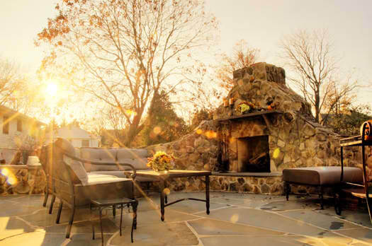 outdoor fireplace elite pools and spas houston