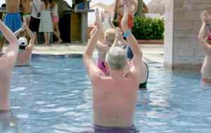 Swimming Pool Exercises | Elite Custom Pools