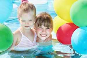 pool party, Elite Pools