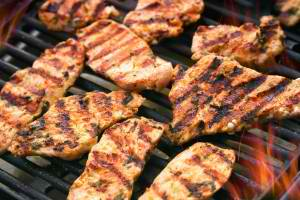 Backyard grilling recipes