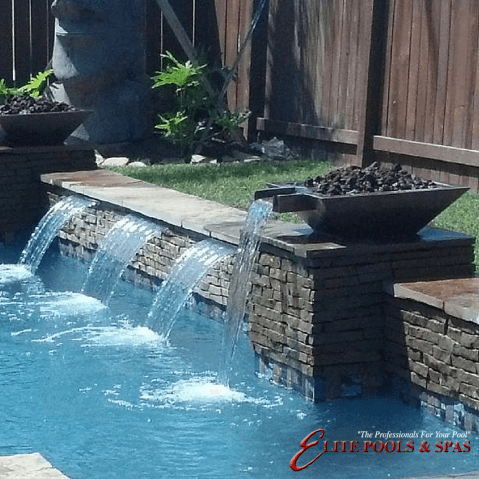What is a Scupper | Houston Pool Builder | Pool Custom Features ...