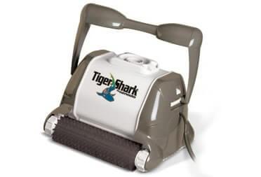 Hayward's Tigershark electronic pool cleaner.