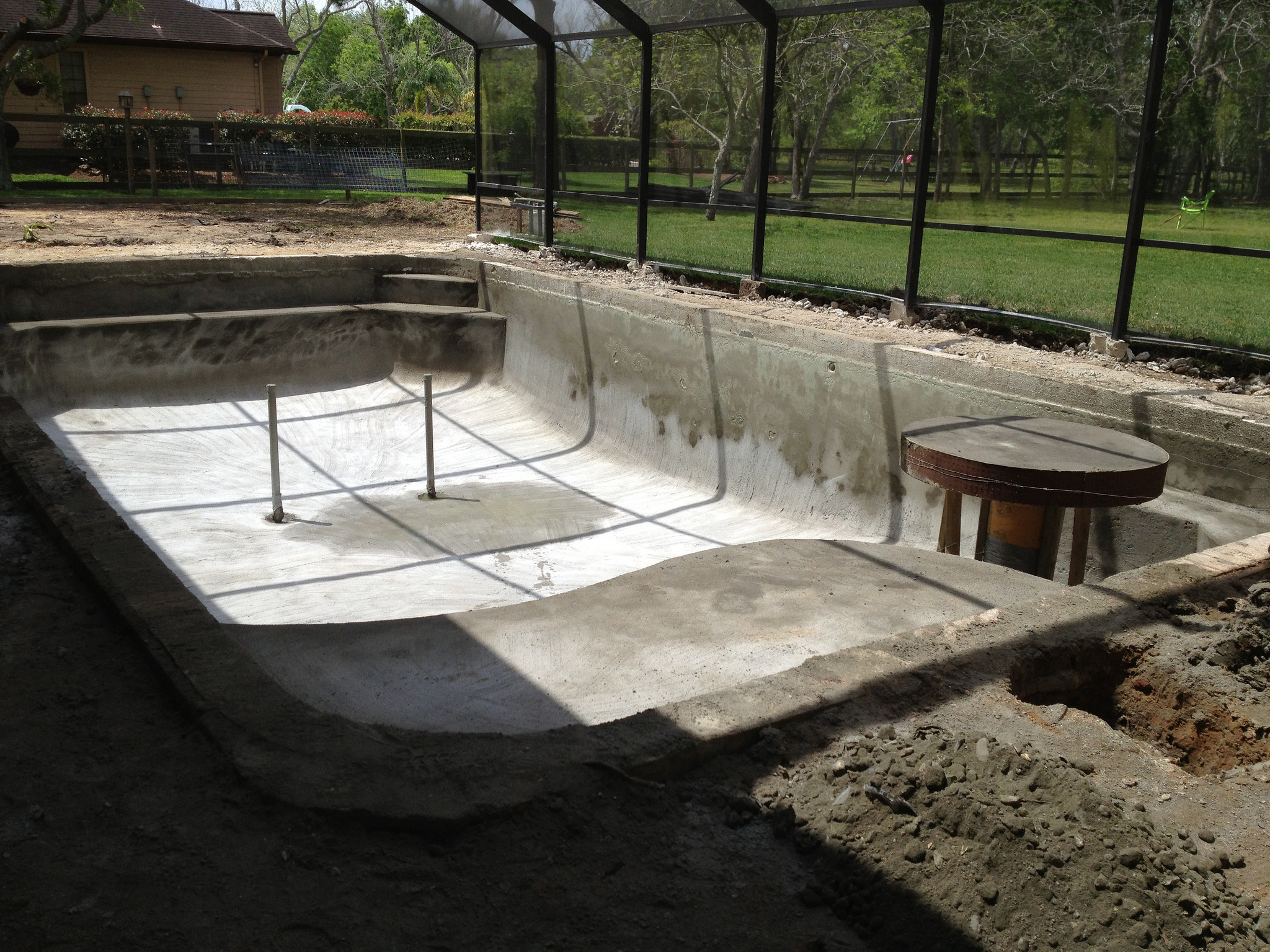 Best Time to Build an Inground Pool