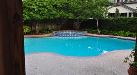 Freeform Pool and Spa