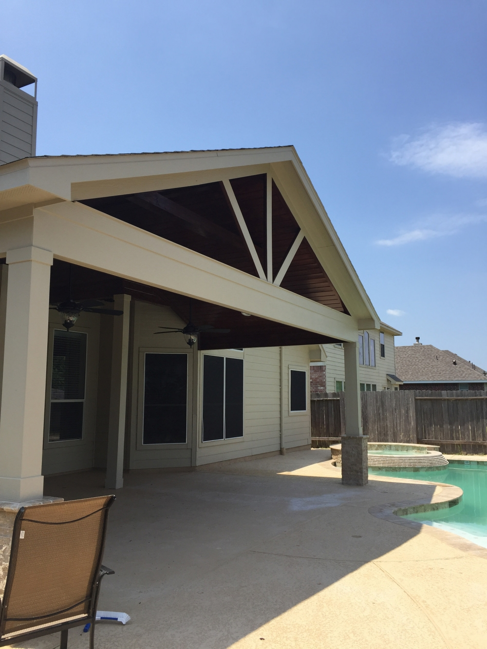 Outdoor Living Gallery League City | Houston Swimming Pool ... on Elite Pools And Outdoor Living id=38773