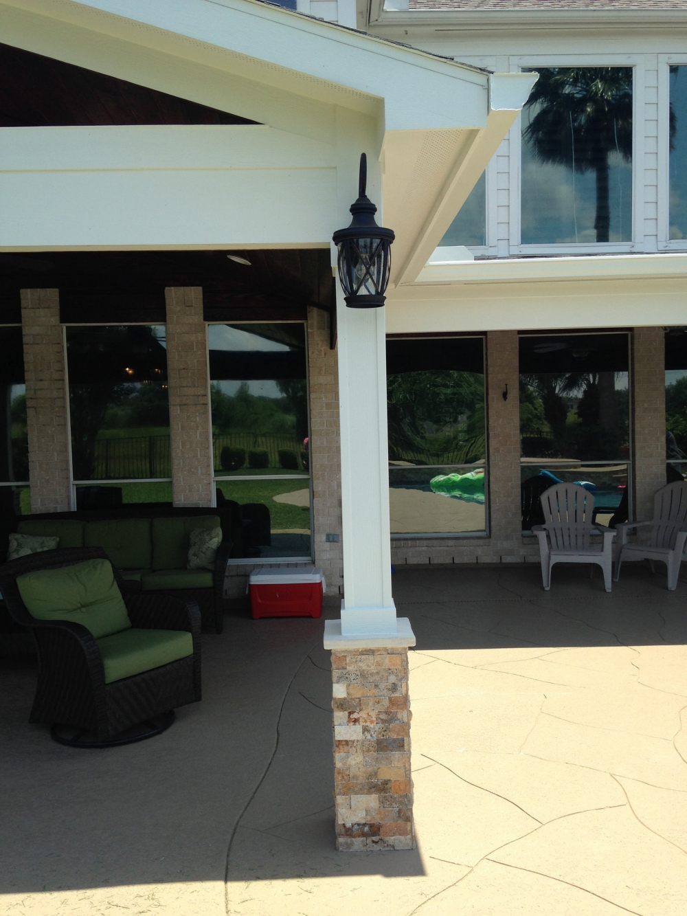 Outdoor Living Gallery League City | Houston Swimming Pool ... on Elite Pools And Outdoor Living id=70005