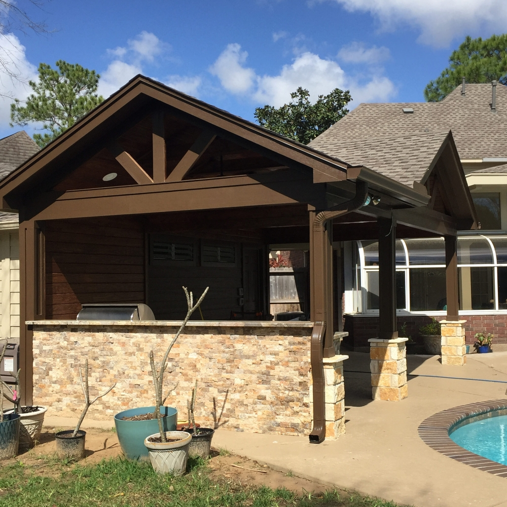 Outdoor Living Gallery League City | Houston Swimming Pool ... on Elite Pools And Outdoor Living id=90757
