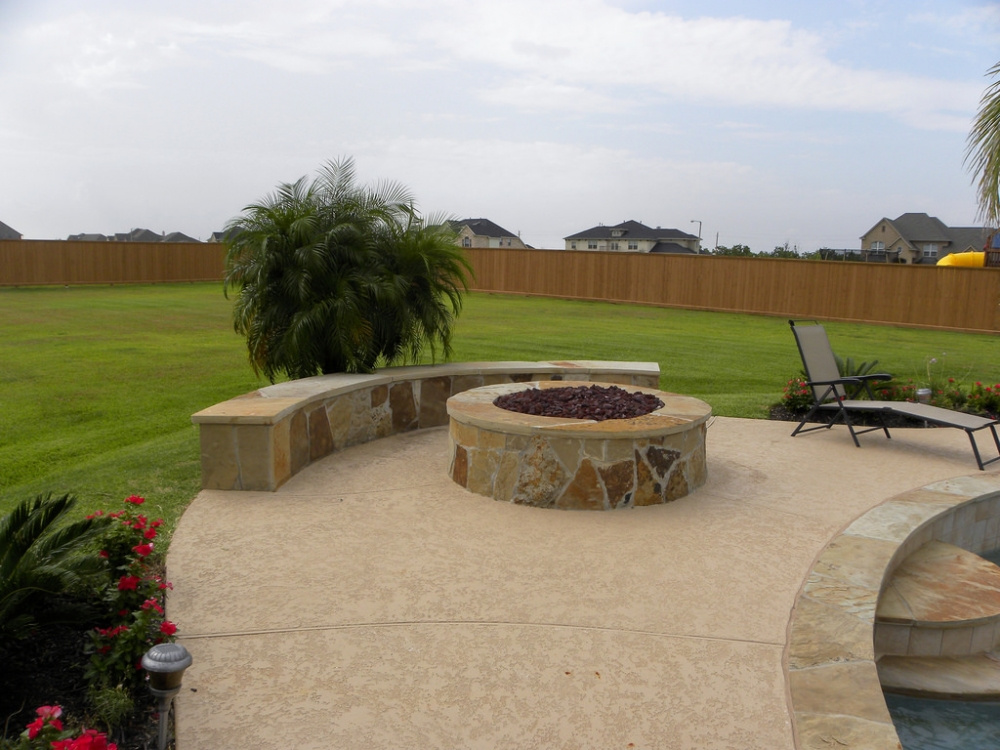 Outdoor Living Gallery League City | Houston Swimming Pool ... on Elite Pools And Outdoor Living id=53887