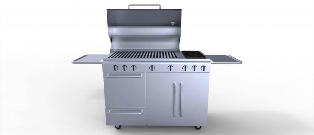 How to Choose the Right Grill for Your Outdoor Kitchen: Tips from Your Houston Pool Builder