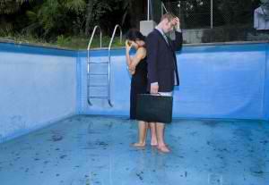 pool stress