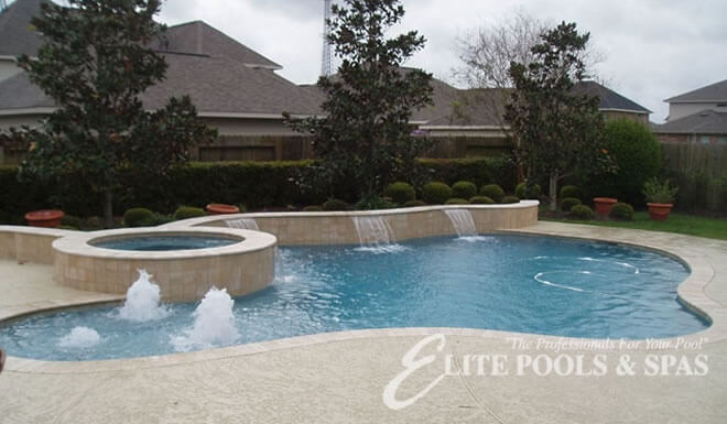 Pool Design Ideas for the Late Summer and Fall