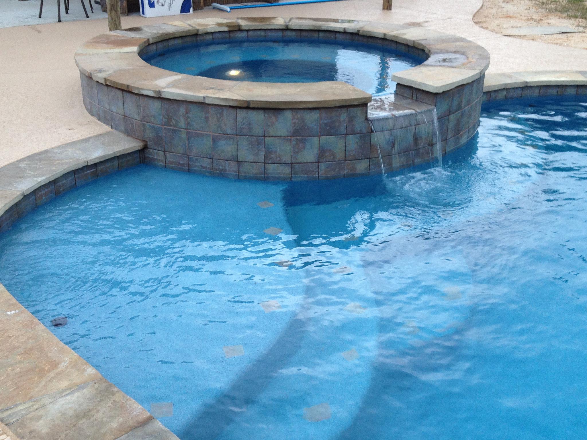 Custom Pool Design: Focus on Water Features