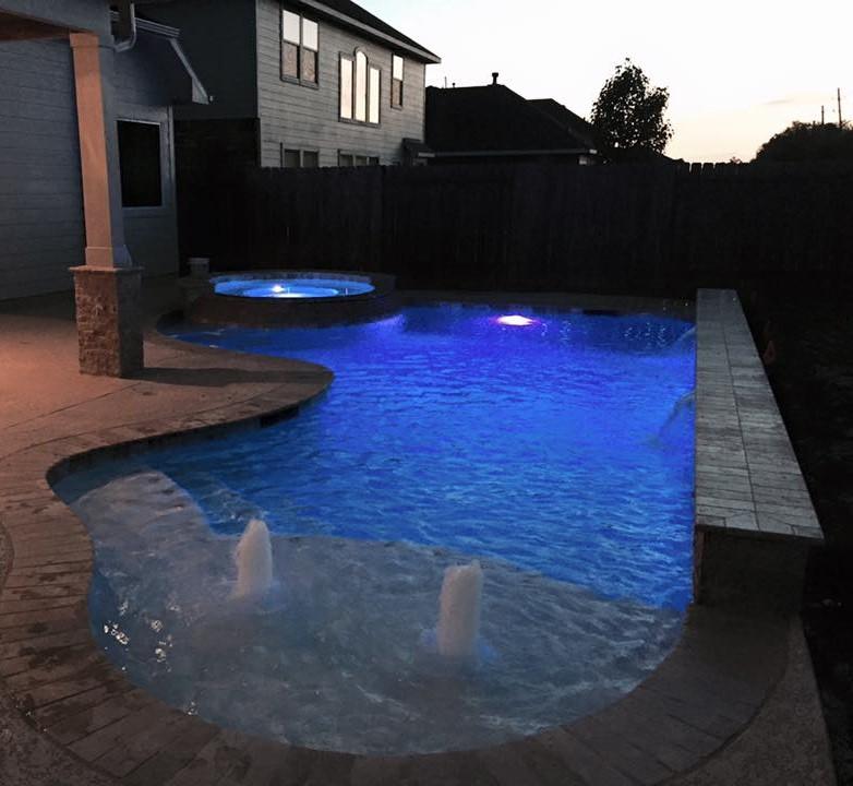 Inground Spa Benefits: Hydrotherapy